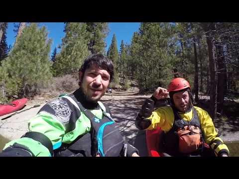 SAKS - Alder Creek First Descent