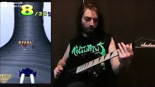 Eternity's End - Into Timeless Realms Guitar Demonstration by Phil Tougas