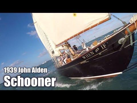 Boat #15: 1939 John Alden Schooner