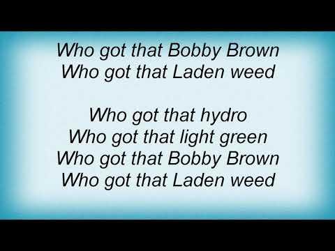 Three 6 Mafia - Bin Laden Lyrics