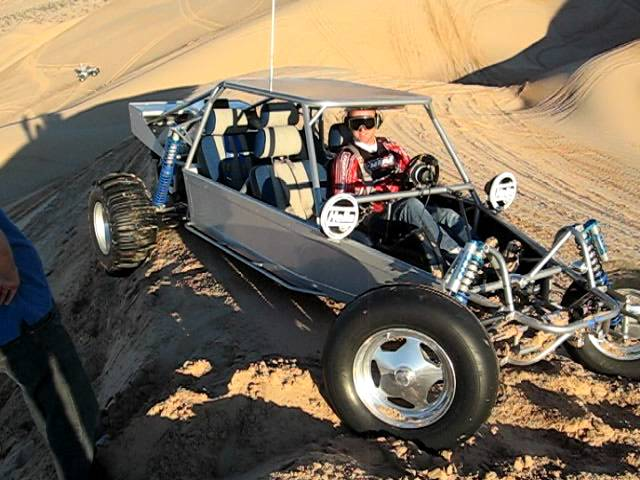 Hydraulic Pedals for a Dune Buggy, Sand Rail, Mini-Rail etc