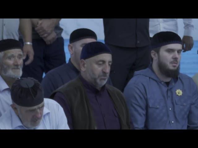 Открытие новой мечети в с. Нижний Герзель