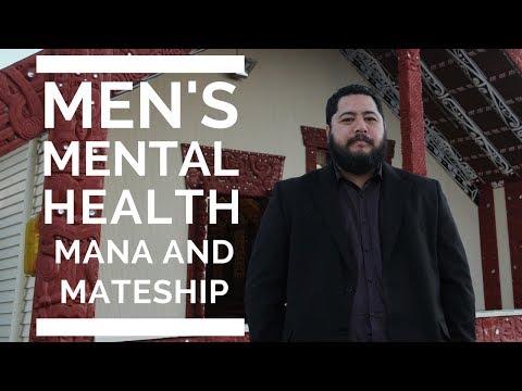 Men's Mental Health: Mana and Mateship
