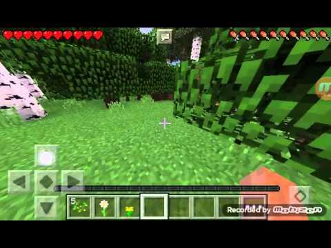 Minecraft#1ตามหาไดโนเสาร์กินเนื้อ