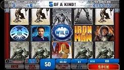 Iron Man 2 Slot Big Win Bonus