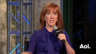 "Kathy Griffin Discusses Her Book, ""Kathy Griffin's Celebrity Run-Ins"" 