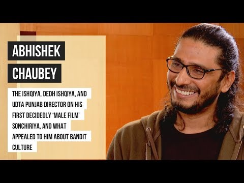 Abhishek Chaubey interview with Rajeev Masand