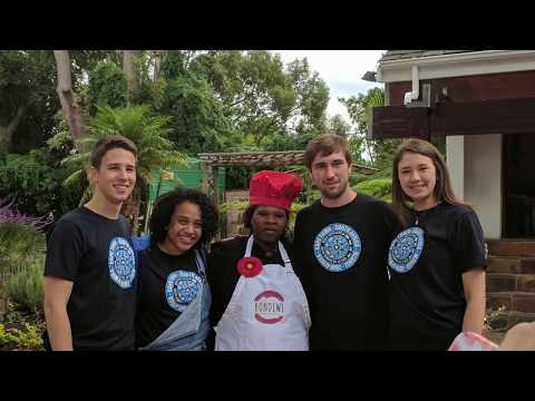 South Africa Study Abroad 2017- University of Cincinnati