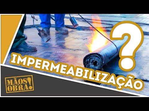 Você sabe a importância da impermeabilização na obra?