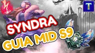 SYNDRA GUÍA MID S9 | 1 ultimate = 1 kill | TenYasha LOL