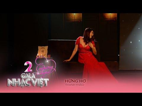 Hững Hờ - Thanh Thảo (Gala Nhạc Việt 2 - Con Đường Tình Yêu)