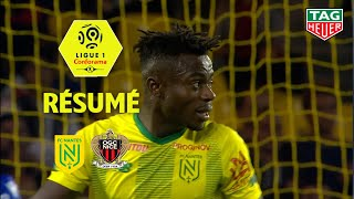 FC Nantes - OGC Nice ( 1-0 ) - Résumé - (FCN - OGCN) / 2019-20