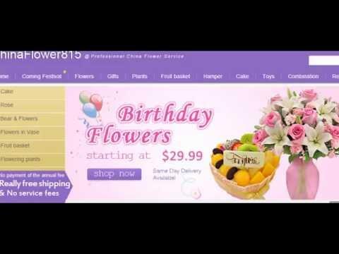 order flowers online to China beijing,shanghai,guangzhou,shenzhen