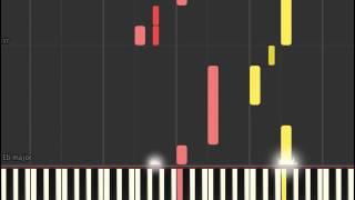 Westworld Soundtrack: Black Hole Sun - Ramin Djawadi (Piano sheet & Synthesia)