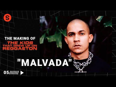 "The making of ""MALVADA"" con Tainy: un track de su EP 'The Kids that Grew Up on Reggaeton'"