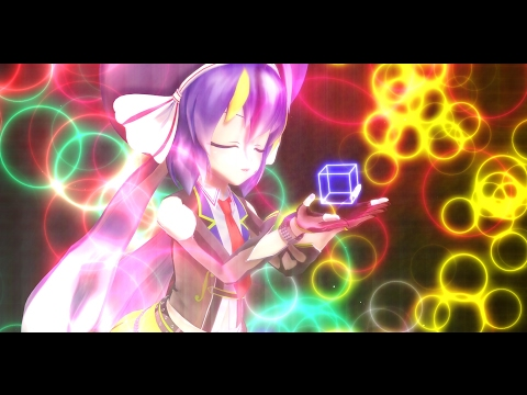 【MMD】Tell Your World 【Otomachi Una】