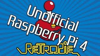 """""""Unoffical"""" RetroPie Build for Raspberry Pi 4 Demo"""
