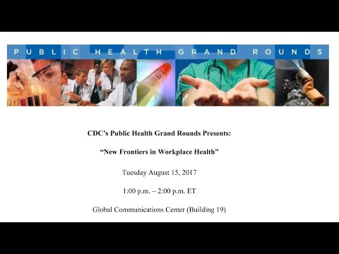 New Frontiers in Workplace Health