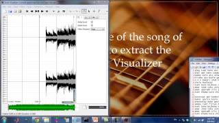 How to find Chords of any song using software Mp3