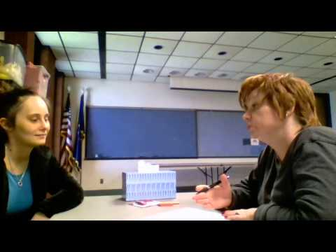 melissa wiles mock 103 human services interview