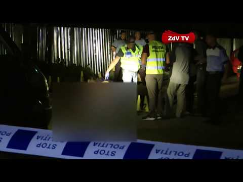 Crimă sângeroasă la Focşani- Trei bărbaţi şi o femeie au fost ucişi în miez de noapte