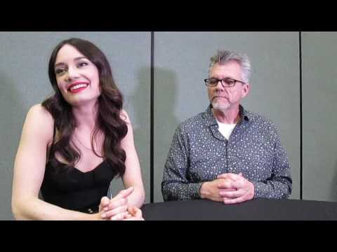 Mallory Jansen & Jeffrey Bell for Agents of SHIELD at Wondercon 2017