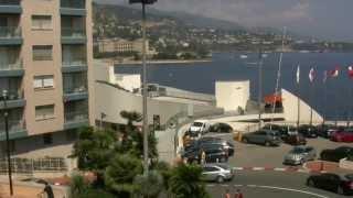 アキーラさん散策③モナコ公国・モナコグランプリF1コース,Formura1-course,Monaco