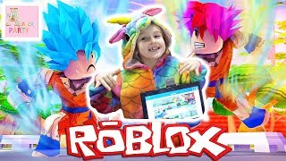 видео: ПЕРВЫЙ летсплей от Алисы в ROBLOX! Играем в EpicMiniGames роблокс как майнкрафт!