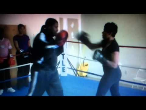 MIKES FITNESS & BOXING ACADEMY 2010 (QUEENS OF THE RING) PART 1