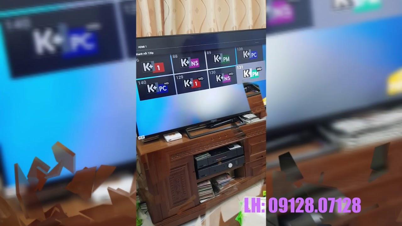 Trải nghiệm MyTV VNPT gói Titan