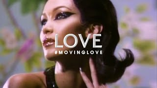 Bella Hadid on Feeling Comfortable in her Own Skin | #MOVINGLOVE