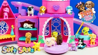 Soft Spots & Puppy in My Pocket Blind Bags Surprises & Pretty Pet Palace Kinder Playtime