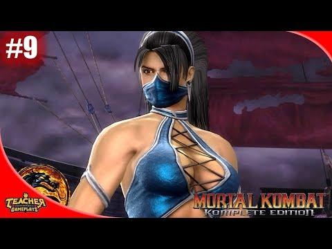 CAPÍTULO 9: KITANA DESCOBRE UM SEGREDO | Mortal Kombat 9: Modo História - Parte 9 thumbnail