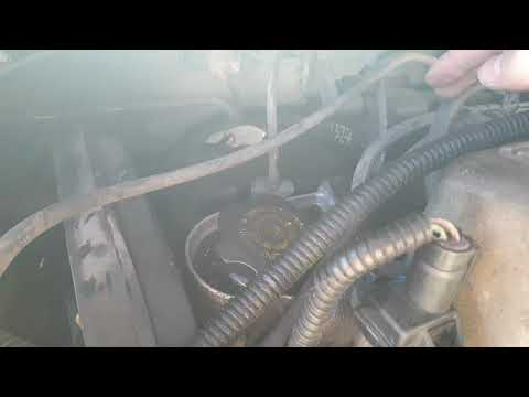 Проблемы с запуском мотора с утра Крайслер Вояджер 2.4 бензин 1999 год