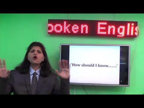 Vision Institute Of Spoken English