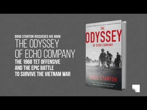 Doug Stanton, Author of The Odyssey of Echo Company | Ann Arbor District Library