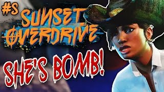 """""""time To Save Her Little Puppy"""" - [sunset Overdrive Episode #5]"""