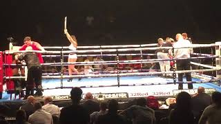WAR!! JACK FLATLEY V TROY WILLIAMSON FULL FIGHT