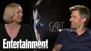 'Game Of Thrones' Cast Reveal Their Favorite Fan Theories: Varys Is A Merman?   Entertainment Weekly
