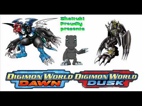 Digimon World - Machinedramon Battle Remix - music playlist