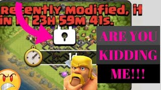 I'm So Mad At Supercell! -Clash of Clans- My Bro Attacks My Base!