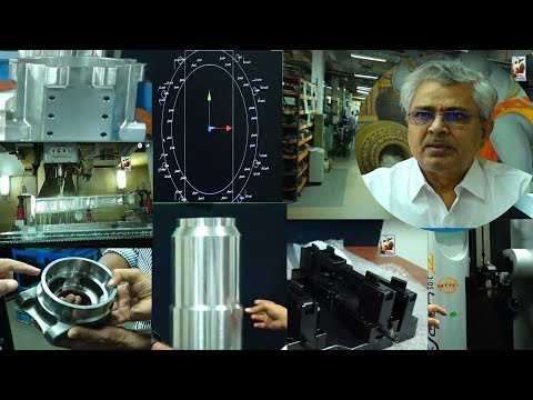 Aerospace Engineering and Manufacturing Industries Hyderabad | SKM Technologies | Money Mantan TV