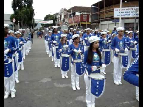 Part 2 desfile de bandas escolares leopoldina youtube for Bancas escolares
