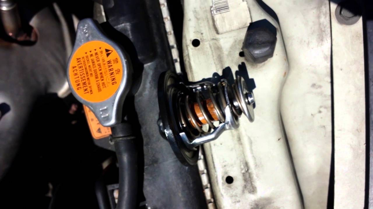Maxresdefault on 2005 Chrysler Sebring Thermostat