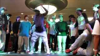 World Of Dance San Diego 2013 Cypher