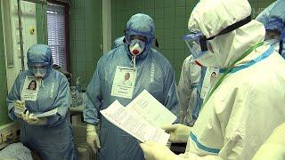 Врачи отмечают что осенью пациенты тяжелее переносят коронавирус