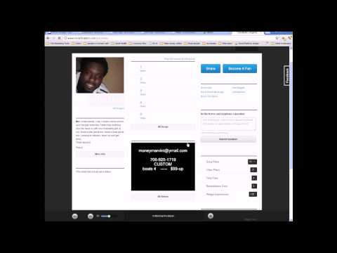 How to build Artist, Producer type website using wordpress - Pt. 2
