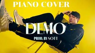 LGoony - Demo (Piano Cover + Noten)