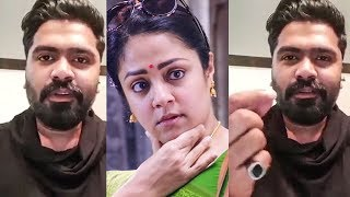 """Jyotika is my favourite Actress"" – Simbu"
