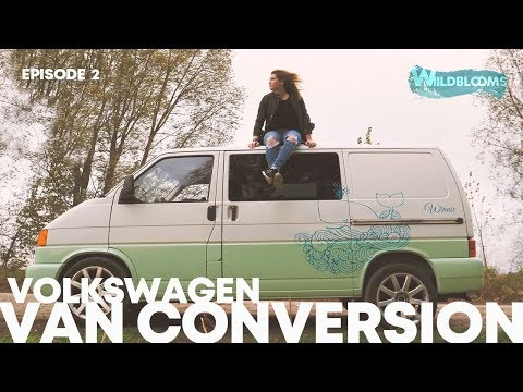 VW T4 CAMPER VAN CONVERSION | Ep2 | The WORST Part of Converting a Van?